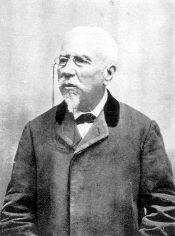 Retrato de Murguía.
