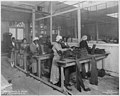 Manufacturing Spiral Puttees at Plant of Alexander Propper & Company, New York City (3904009850).jpg