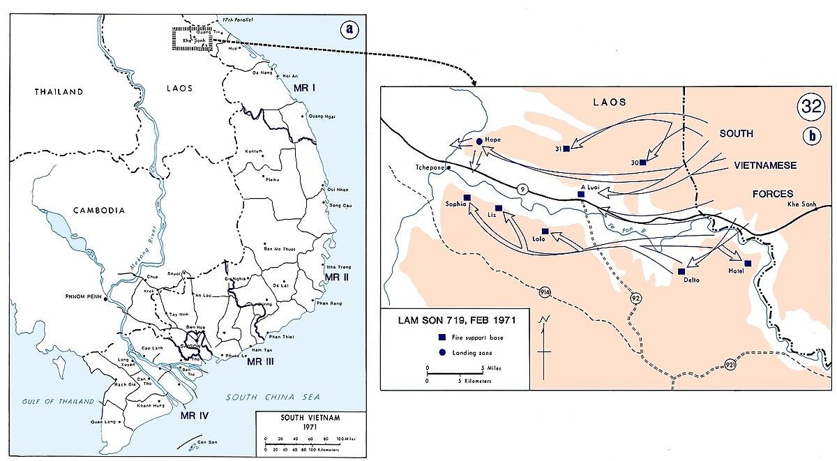 Operation Lam Son 719 Wikipedia