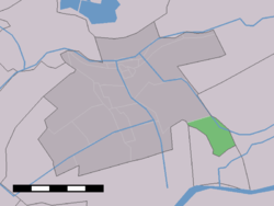 Bonrepas in the former municipality of Vlist.
