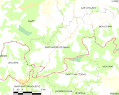 Map commune FR insee code 12210.png