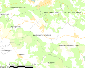 Image illustrative de l'article Saint-Martin-de-Lenne