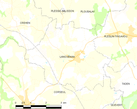 Map commune FR insee code 22105.png