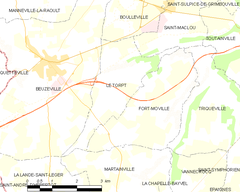 Map commune FR insee code 27646.png