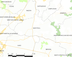 Map commune FR insee code 33458.png