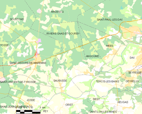 Map commune FR insee code 40244.png