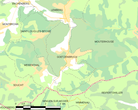 Map commune FR insee code 57250.png