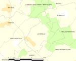 Map commune FR insee code 60311.png