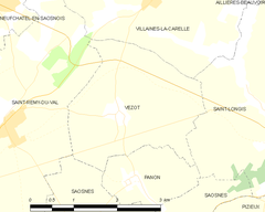 Map commune FR insee code 72372.png
