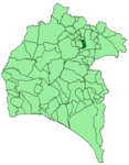 Map of Linares de la Sierra (Huelva).png