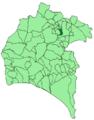 Map of Linares de la Sierra (Huelva).png
