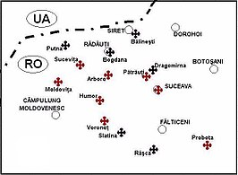 Map of monasteries in Suceava County.jpg