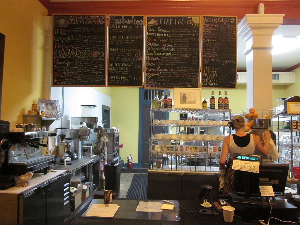 Cafe Bateel Media City