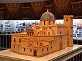 Maqueta de la basílica de santa Maria, museu de la Festa d'Elx.jpg
