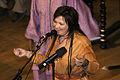 Mari Boine, Nordiska radets musikpristagare, upptrader vid prisutdelningen (Bilden ar tagen vid Nordiska radets session i Oslo, 2003) (1).jpg