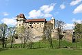 Maria Enzersdorf - Burg Liechtenstein (2).JPG