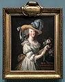 Marie-Antoinette en chemise ou en gaulle - Vers 1783 - Elisabeth Louise Vigée Le Brun.jpg