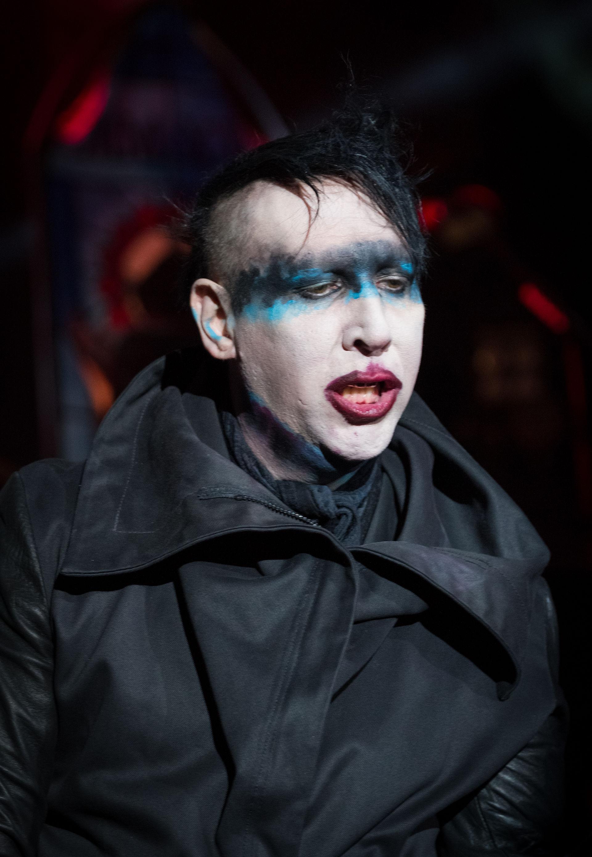Marilyn Manson Wikipedia La Enciclopedia Libre