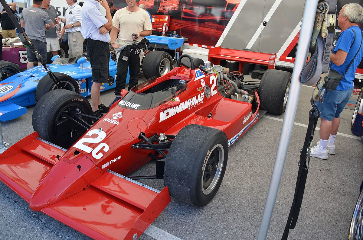 Newman Haas Indy Car Racing Sega Genesis Manual