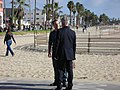 Mark Harmon and Chris ODonnell (8 March 2009) 8.jpg
