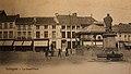 Markt, Zottegem (historische prentbriefkaart) 05.jpg