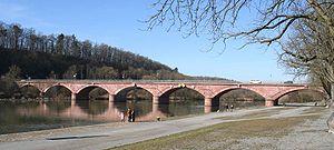 Marktheidenfeld - Alte Mainbrücke