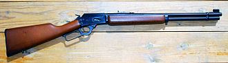 .44 Magnum - Av .44 Magnum Marlin Model 1894 carbine
