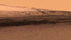 চিত্র:Mars Science Laboratory Landing Site Gale Crater.ogv