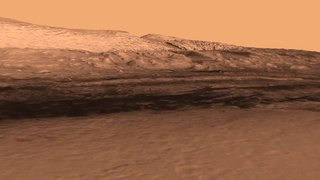 Archivo:Mars Science Laboratory Landing Site Gale Crater.ogv