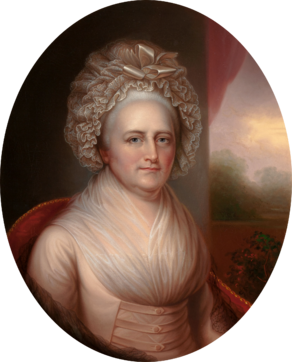 Martha Washington by Rembrandt Peale c1856.png