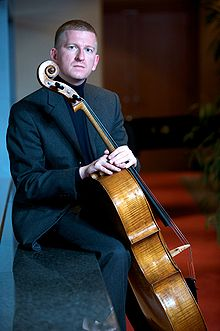 Martin Rummel, cello