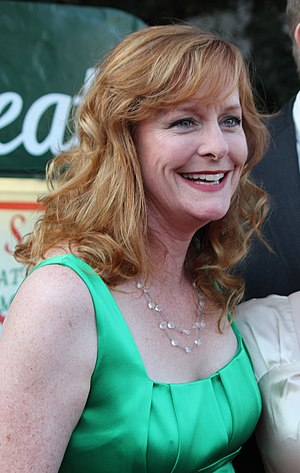 Mary Elizabeth McDonough - McDonough at The Waltons 40th Anniversary in September 2012