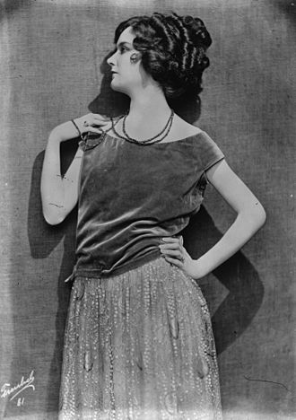 Mary Philbin - Philbin in 1922