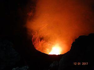 Masaya Volcano - Masaya Volcano