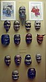 Masks of Nō and Kyōgen (Museum of Natural History).jpg