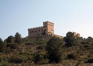 Masllorenç - Masllorenç castle