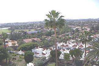 View of Maspalomas
