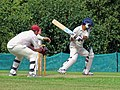 Matching Green CC v. Bishop's Stortford CC at Matching Green, Essex, England 32.jpg