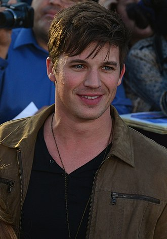 Matt Lanter - Lanter in March 2014