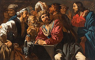 Matthias Stom 17th century Dutch or Flemish painter