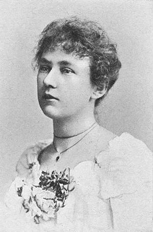 Maude Garfit - Garfit, ca. 1903