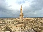 Mausoleum of Bes (Sabratha, Az Zawiyah, Libya).jpg
