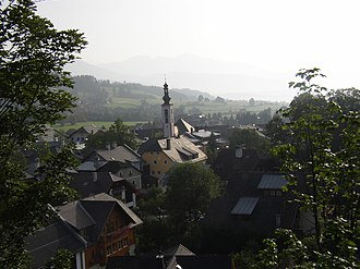 Mauterndorf - Image: Mauterndorf view