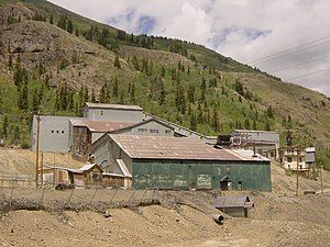 National Register of Historic Places listings in San Juan County, Colorado - Image: Mayflower 11