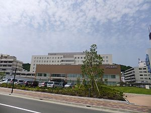 Medical Corporation JR Hiroshima Hospital 20160601.JPG