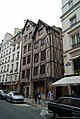 Medieval House in Francois Miron, Paris 22 June 2013.jpg