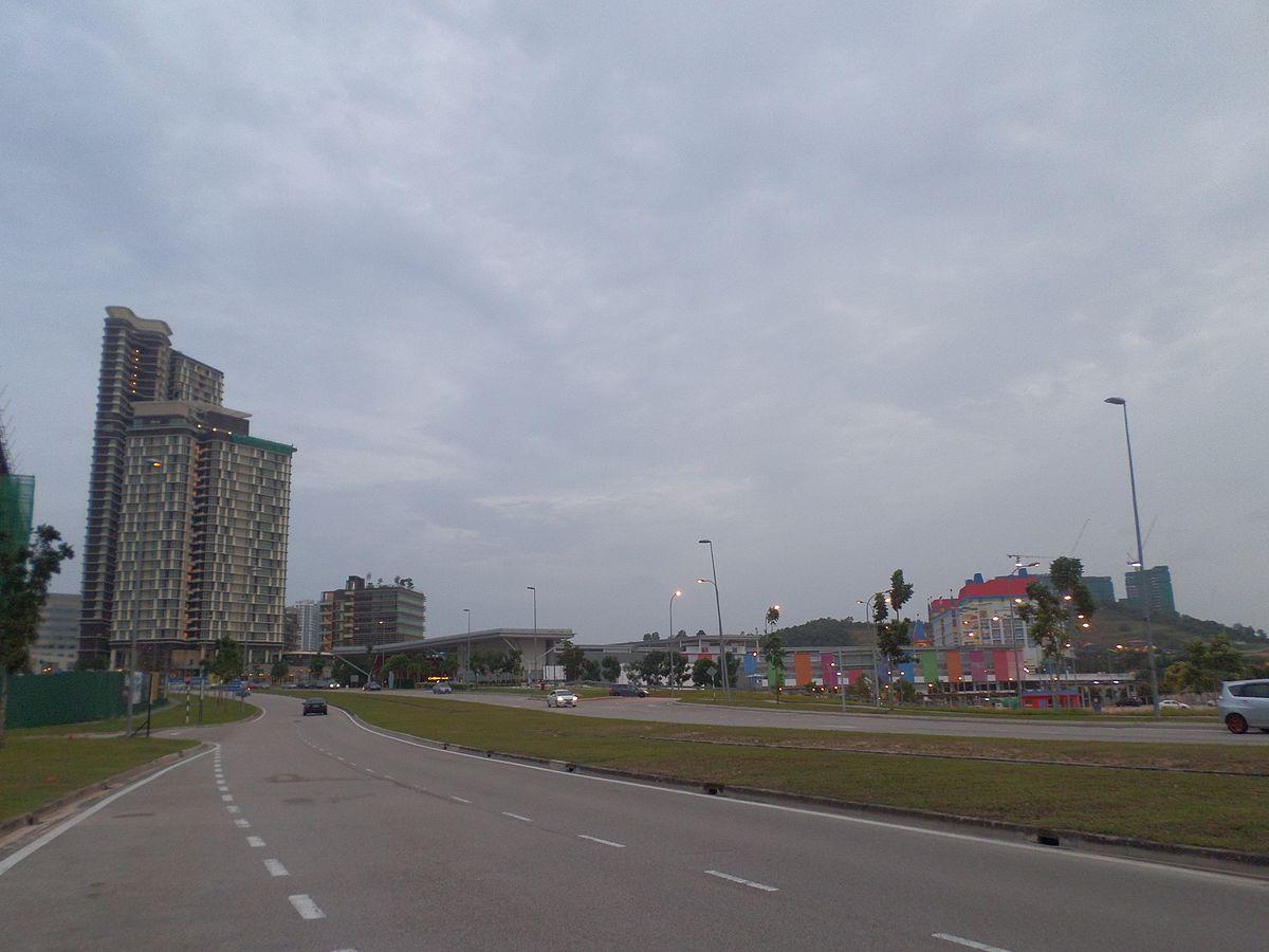 Medini Iskandar Malaysia - Wikipedia