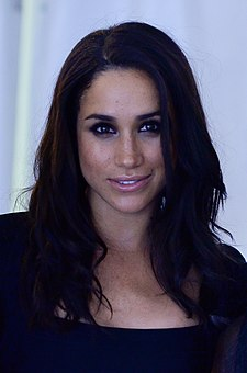 Meghan Markle in 2013 New York Fashion Week (34599969593).jpg