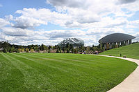 Meijer Gardens Landscape with Conservatory.jpg