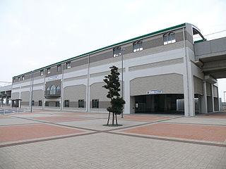 Rinkū Tokoname Station Railway station in Tokoname, Aichi Prefecture, Japan